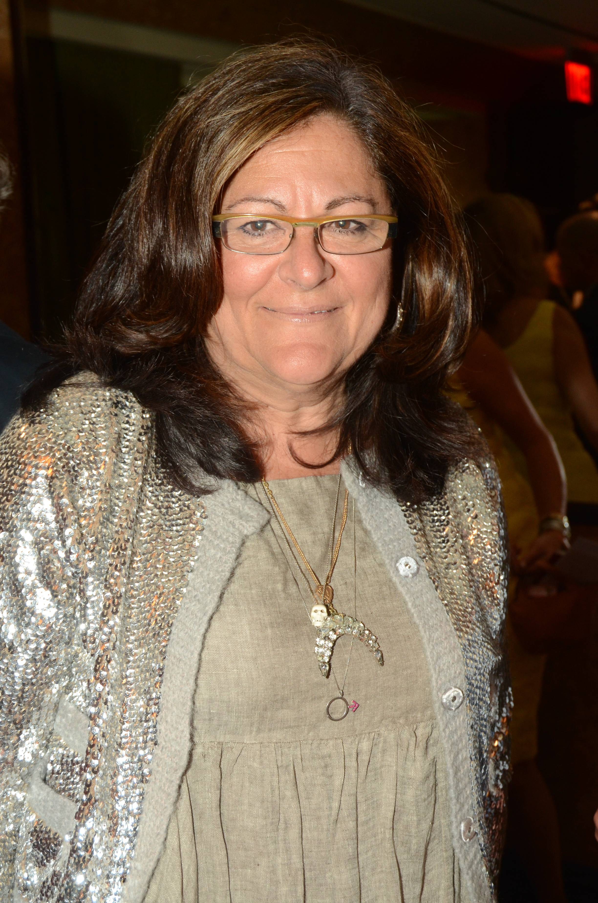 Fern Mallis Attends the U.S. Launch of Ultratravel at the NoMad Hotel