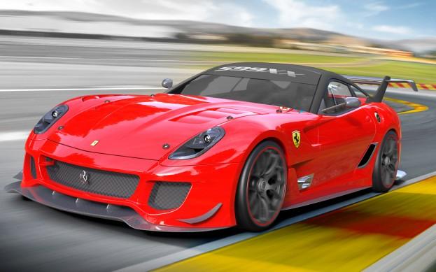 Ferrari-599XX-Evoluzione-front-three-quarter-623×389