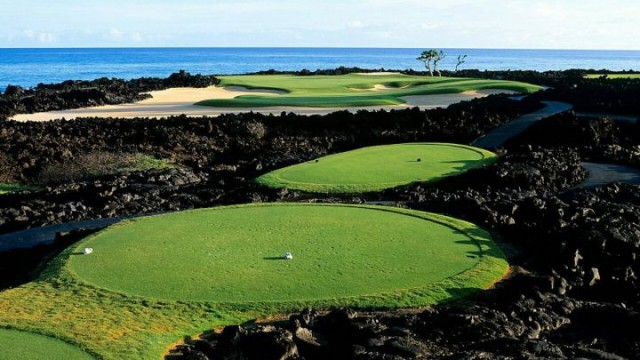 Four Seasons Hualalai Offers Unlimited Golf