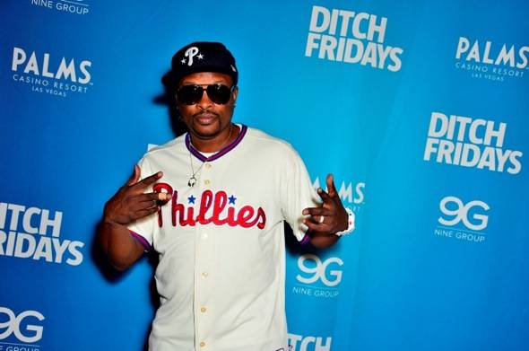 Jazzy Jeff at Palms for Ditch Fridays in Las Vegas 6.22.12