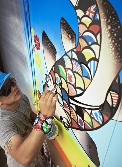 John Hung Ha Art Andaz