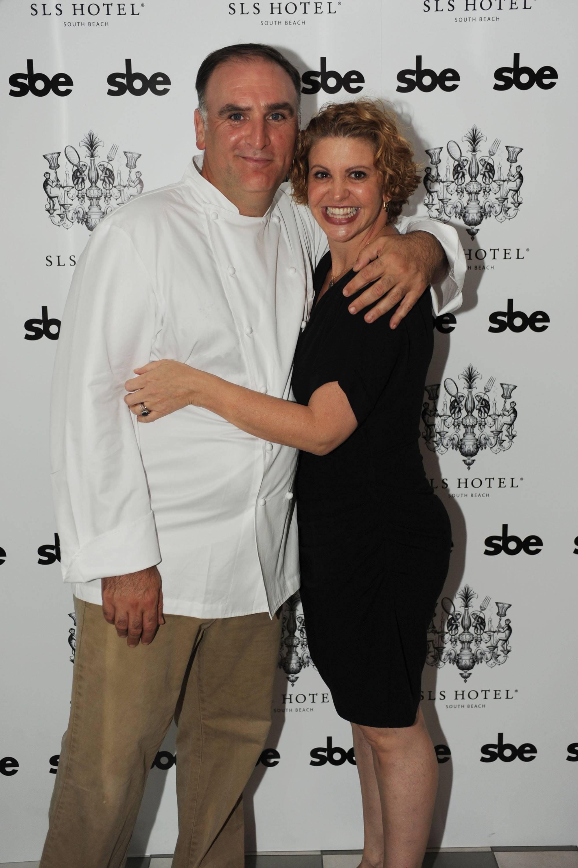 Jose Andres & Michelle Bernstein