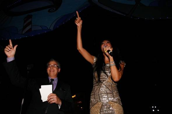 Kimora Lee Simmons and John Caparella