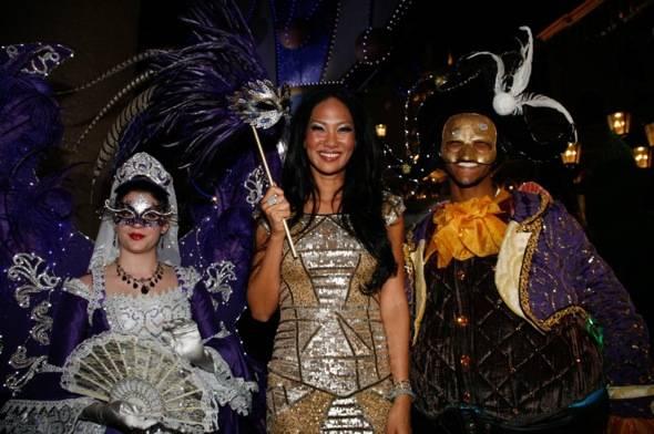 Kimora and Carnevale characters