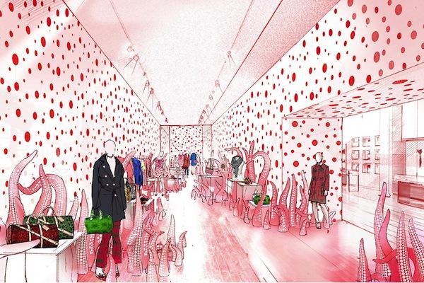 Louis Vuitton Pop Up 2