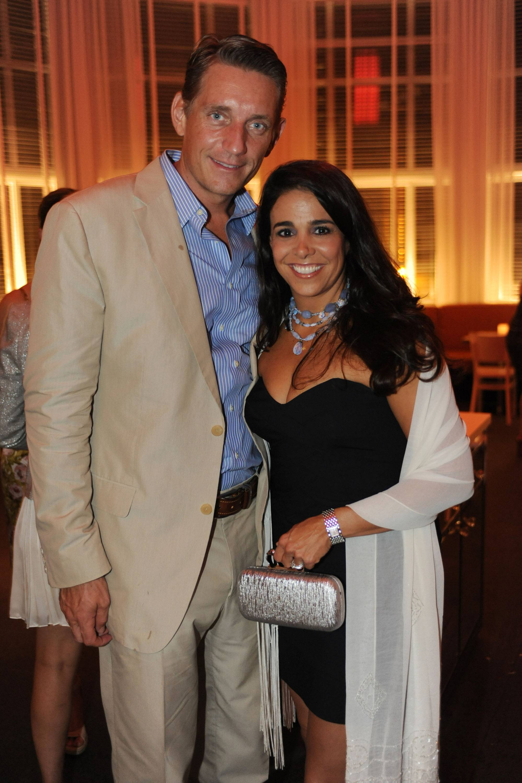 Morton Aagaard & Stephanie Sayfie Aagaard