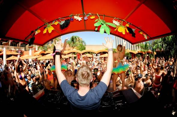Nicky Romero at TAO Beach_EDC Week