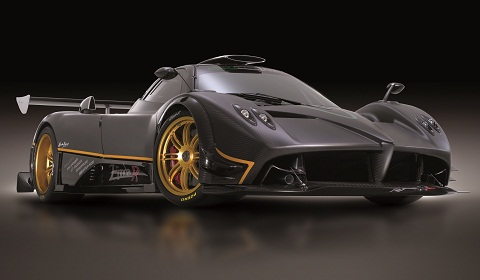Pagani Zonda R Evo To Debut At 2012 Goodwood Festival Of Speed