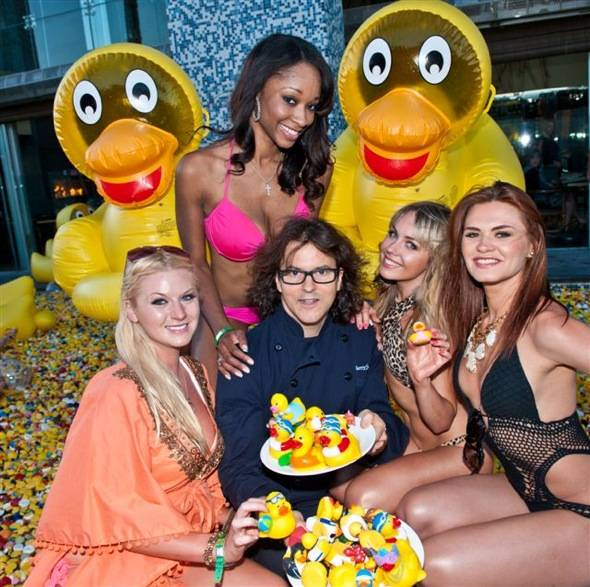 Palms Duck Party 6