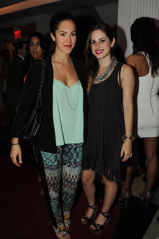 Regina Arriola & Alexandra Delgado