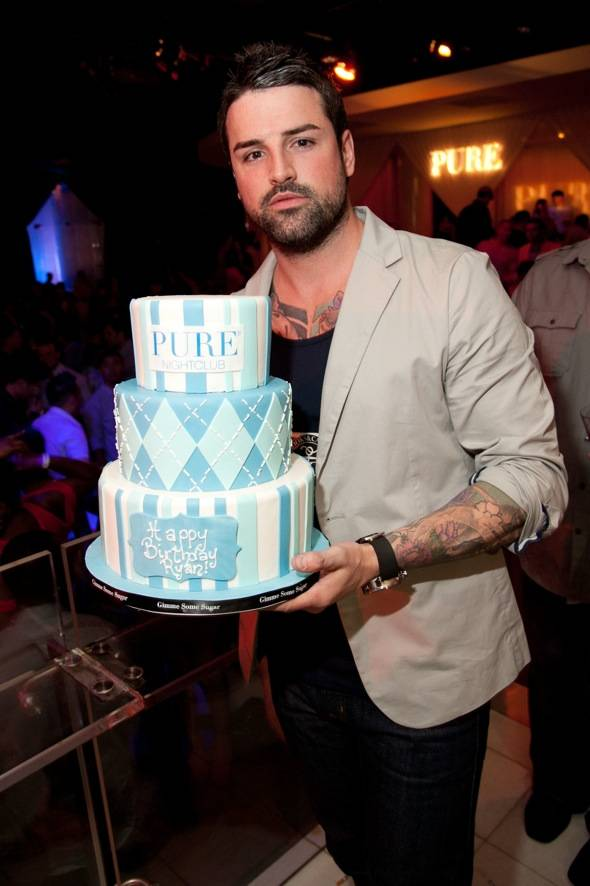 Ryan Labbe_BDay Cake_PURE Nightclub