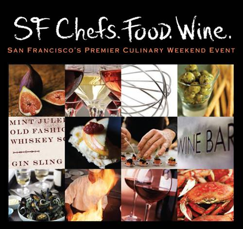 SF Chefs Food and Wine