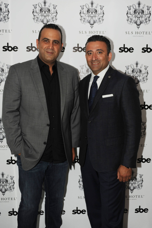 Sam Nazarian & Arash Azarbarzin