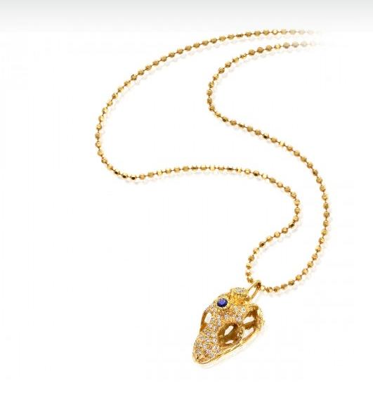 Lizard Kind Necklace