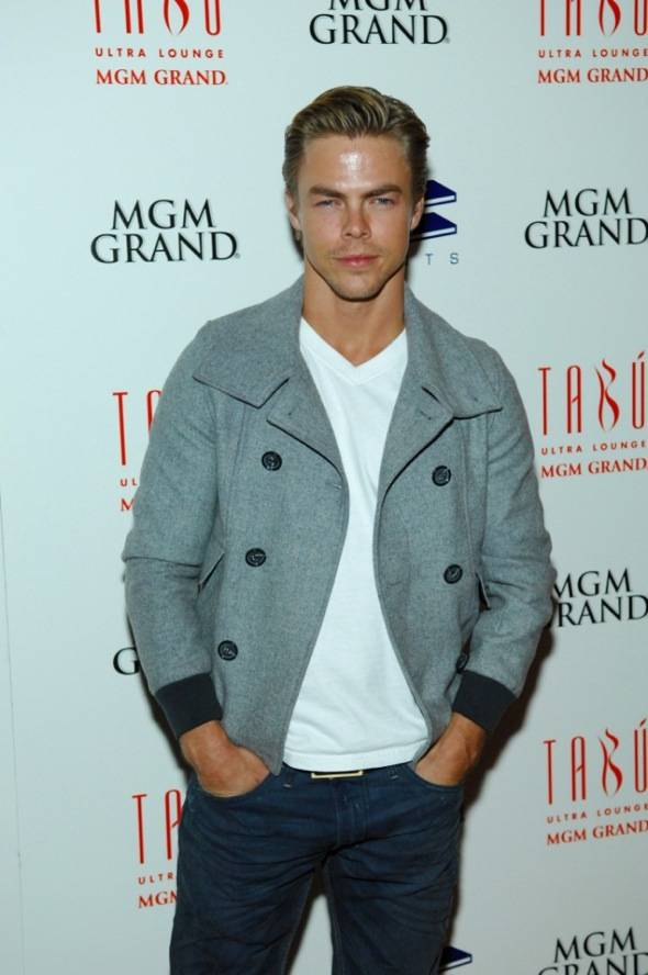 Tabú - Derek Hough on Carpet - 6.2.12