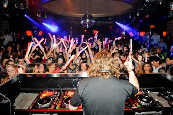 Tommy Trash at LAVO 2