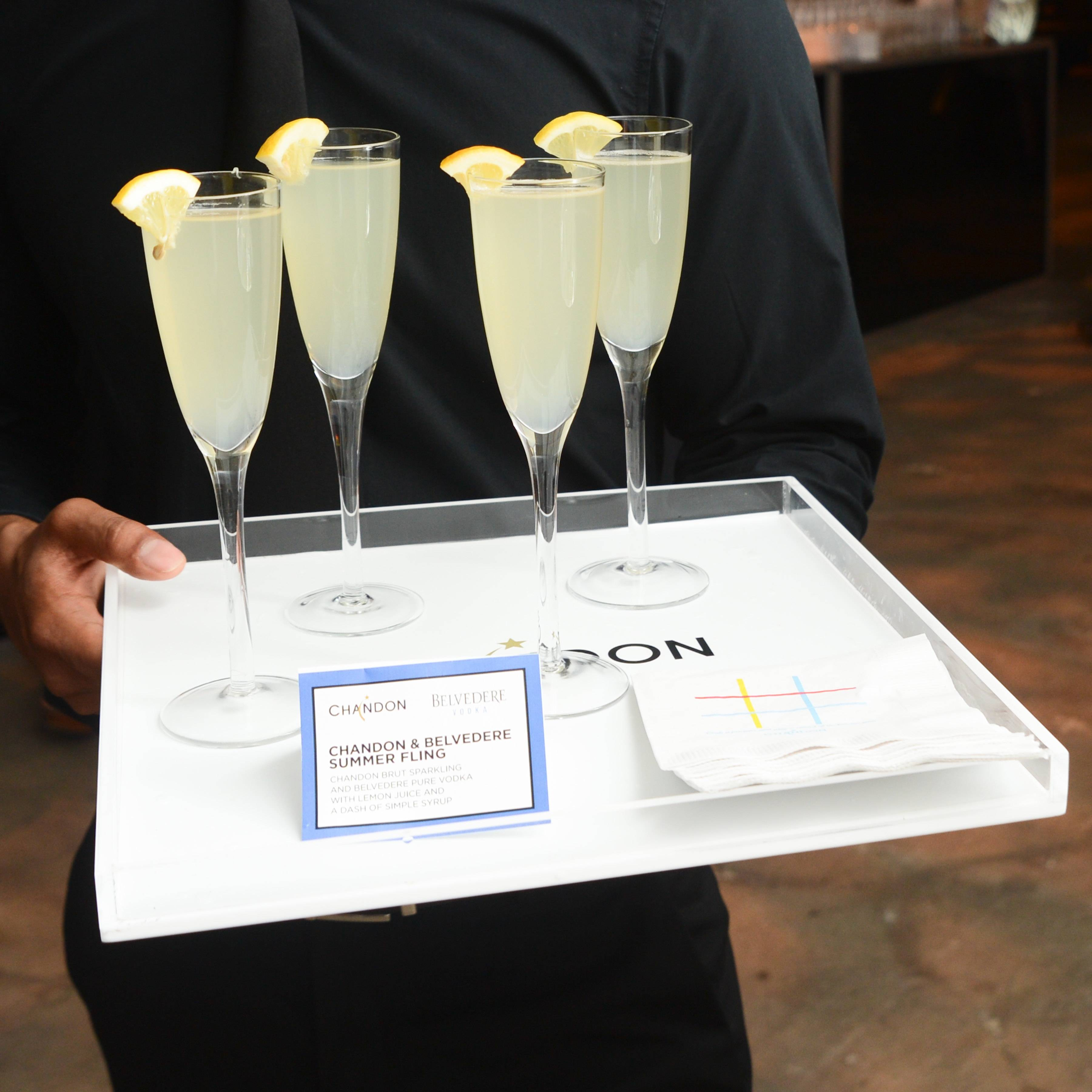 Whitney Art Party_Chandon Cocktails