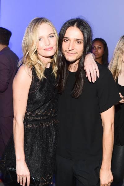 Whitney Art Party_Kate Bosworth Olivier Theyskens
