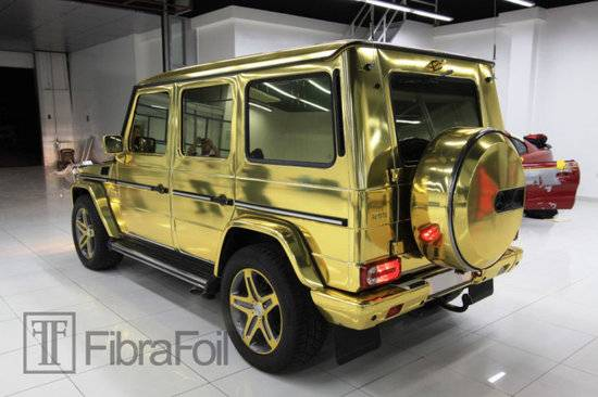 Gold-Wrapped Me... Kobe Bryant Cars Collection