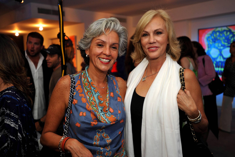 Adriana Pinto Torres & Sildy Cervera