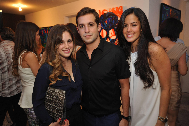 Alex Delgado, John Andrew Rodriguez, & Regina Arriola