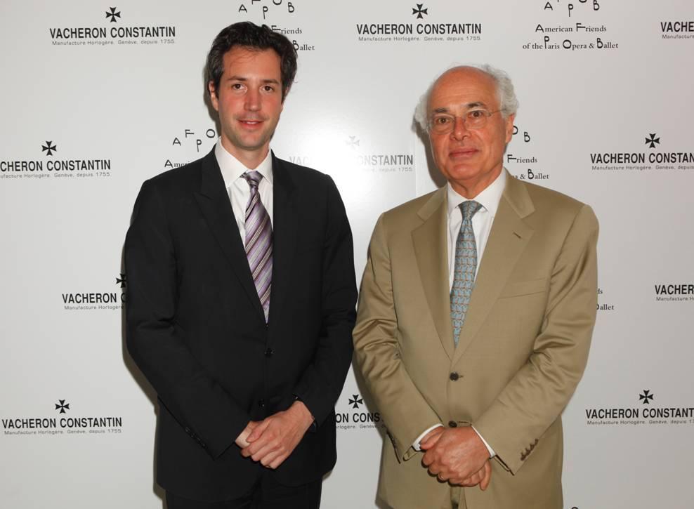 Antonin Baudry and Nigel Redden