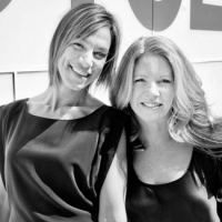 Elizabeth Cutler and Julie Rice