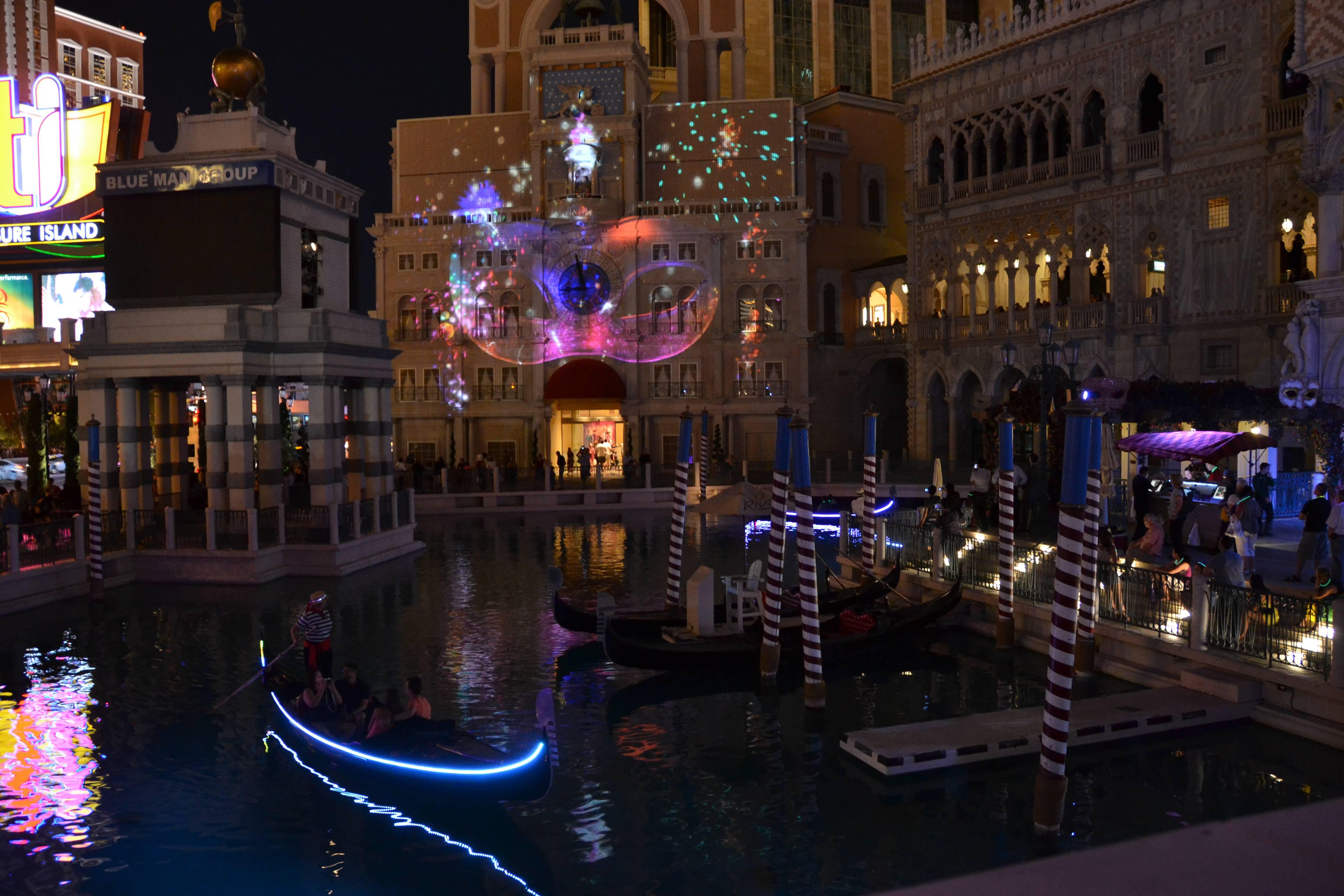 Light of Venice show