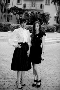Lisa and Danielle Frankel