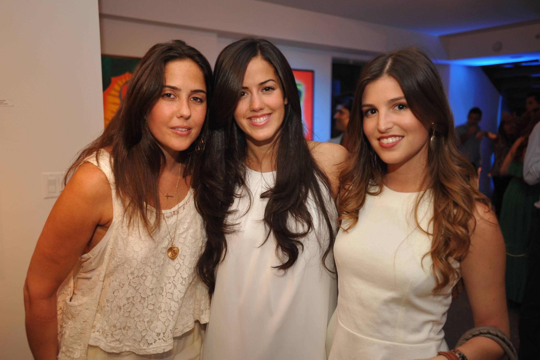Liza Lamar, Regina Arriola, & Gabriella Aballi