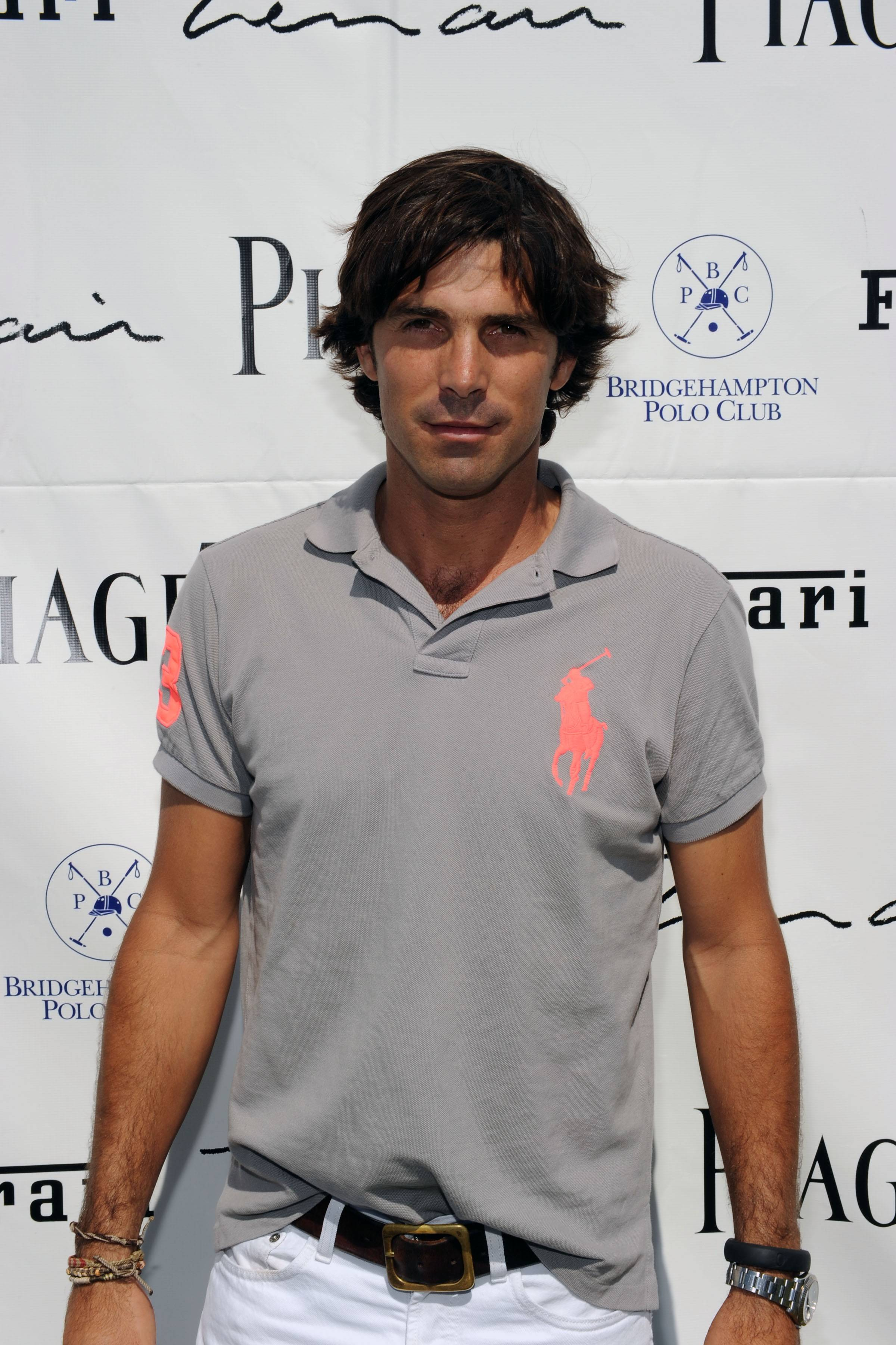 Nacho Figueras Hosts The Ferrari Experience at Opening Day of Bridgehampton Polo