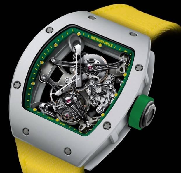 Richard-Mille-Jamaica-Sprinter-tourbillon-Watch-620×591