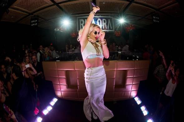 Rita Ora_LAVO