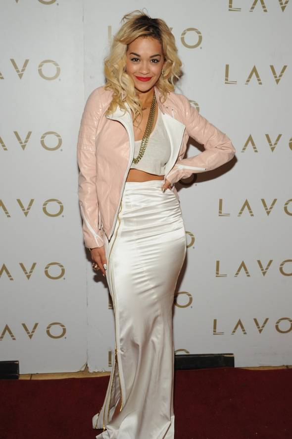 Rita Ora_LAVO_Red Carpet