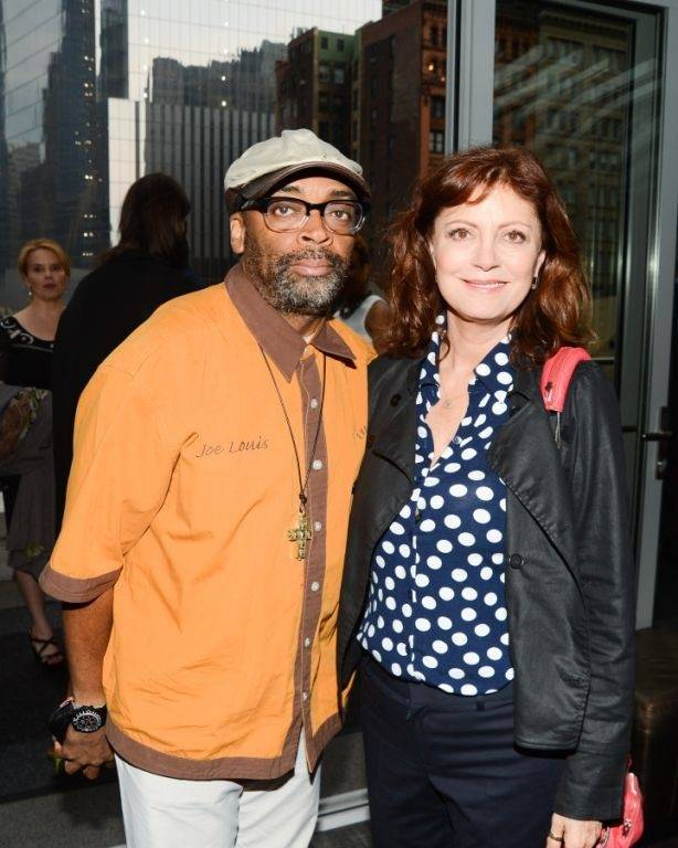 Spike Lee, Susan Sarandon