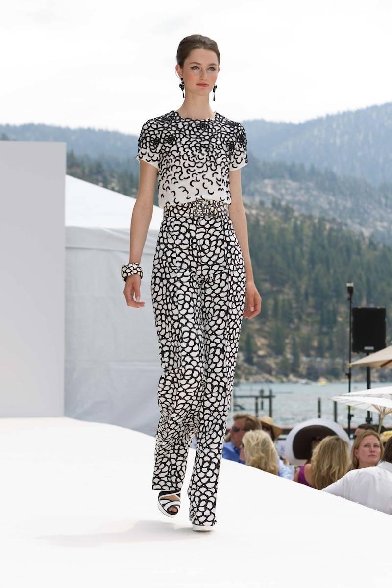 Saks Fifth Avenue Presents the 2102 Oscar de la Renta Runway show befefiting the Leage To Save Lake Tahoe
