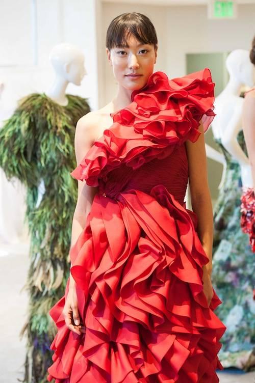 Saks 5th Ave. Giambattista Valli Haute Couture Fall 2012 Trunk Show