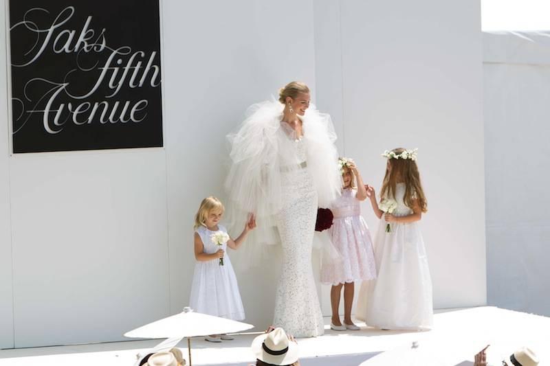 Saks Fifth Avenue Presents The Oscar De La Renta Collection For Save