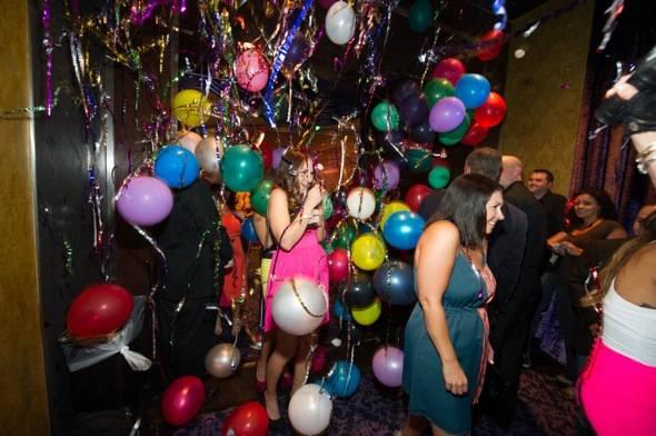 1 Millionth Customer Balloon Drop