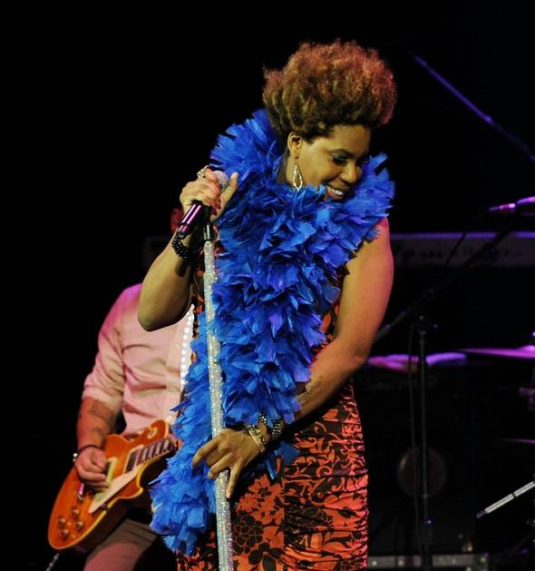 at The Palms Casino Resort on August 4, 2012 in Las Vegas, Nevada.