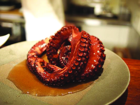 15 east fresh octopus