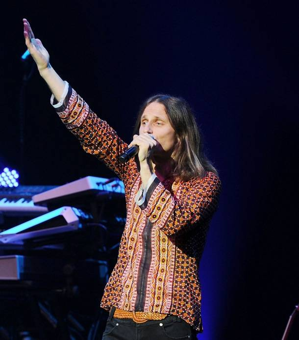 at the Pearl Theatre at the Palms Hotel and Casino on August 19, 2012 in Las Vegas, Nevada.