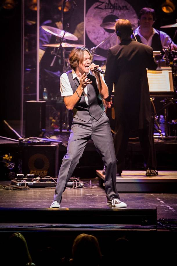 Photos Symphonic Rock Show Rocks The Smith Center Haute