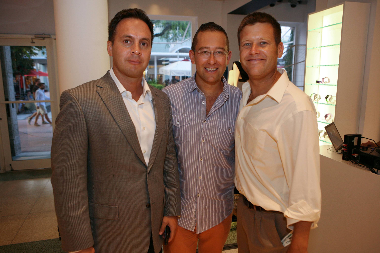 Ralph Andrade, Todd Goldenfarb, & Jonah Wolfson