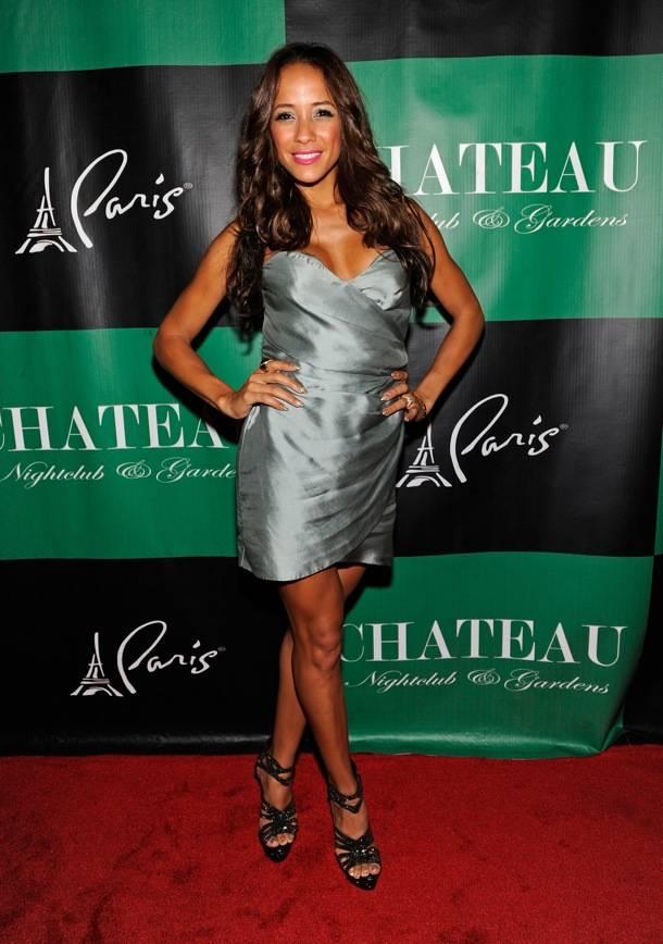 Dania Ramirez Celebrates Her Premiere Of