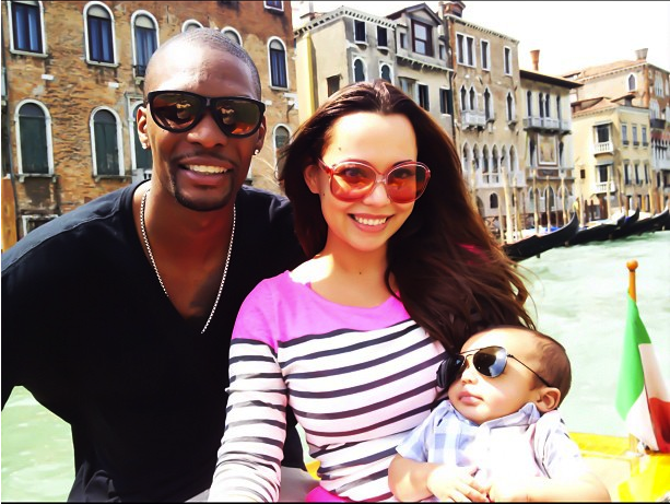 Europe-Adrienne-Bosh-Chris-Bosh-Europe