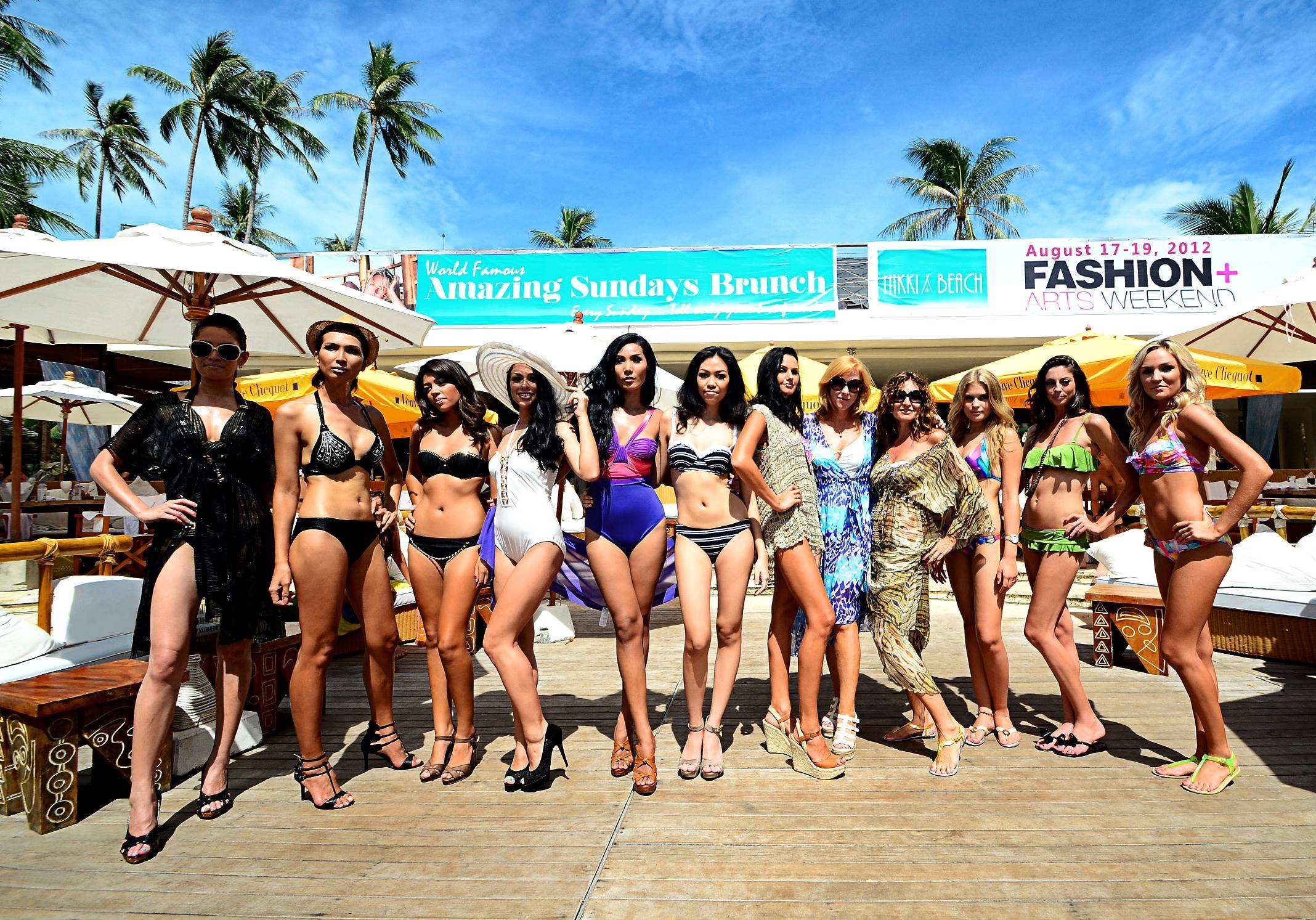 Fashion and Arts at Nikki Beach