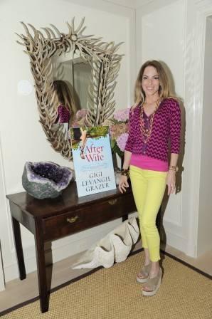 Author Gigi Grazer
