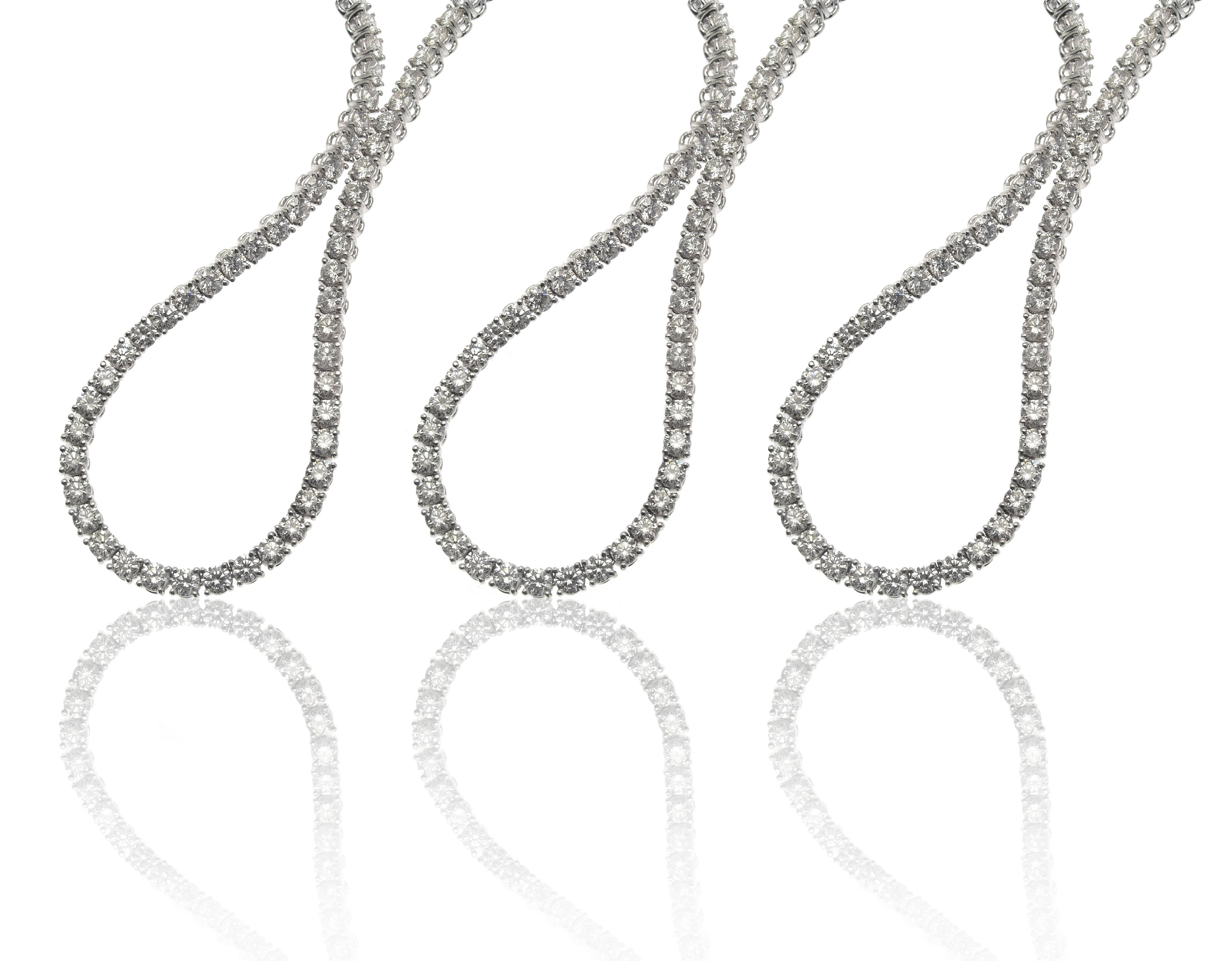 HN Bridal collection – necklace (2) Harvey Nichols