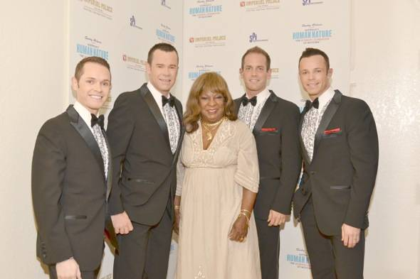 HN and Martha Reeves